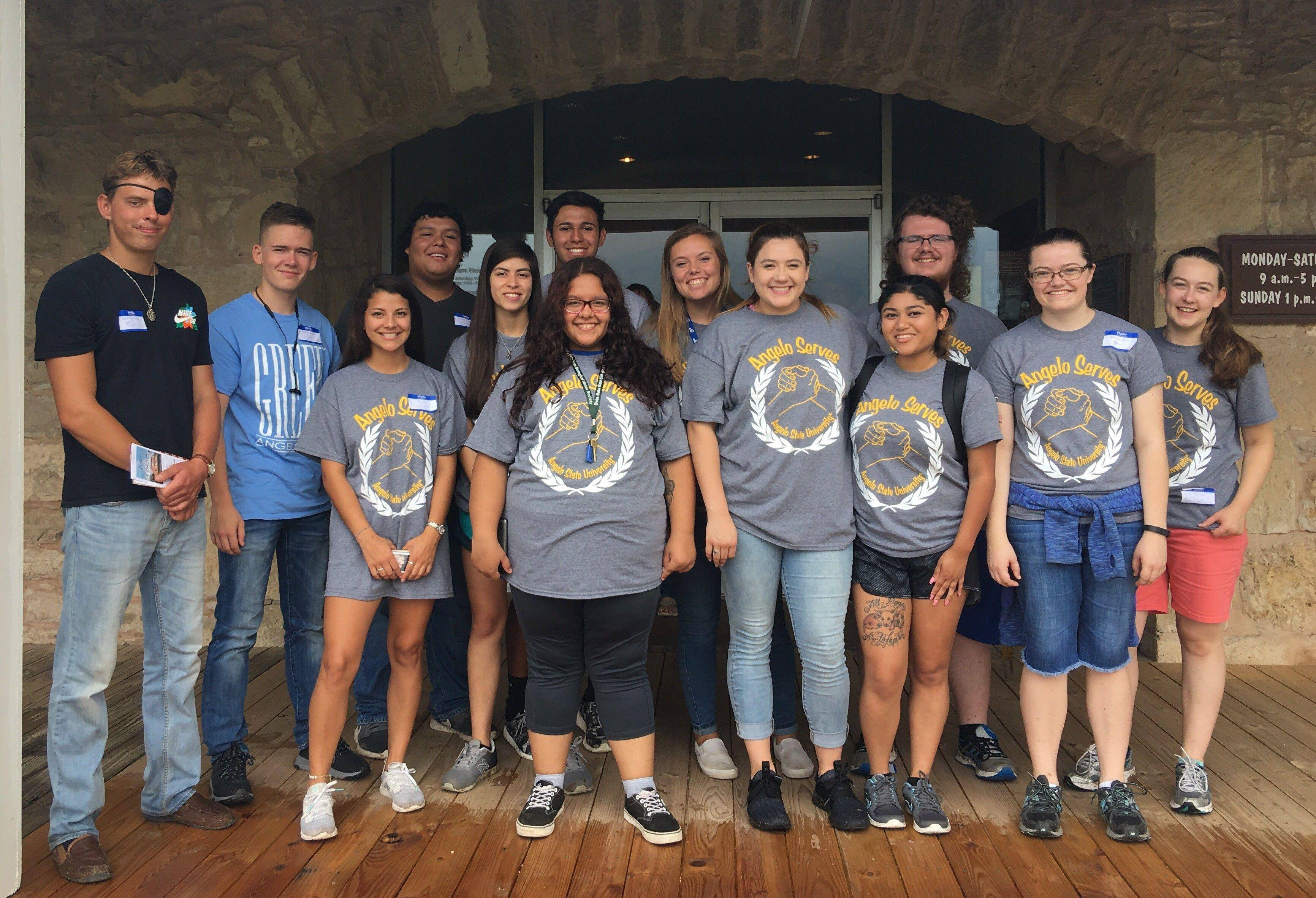Service Opportunities Fort Concho